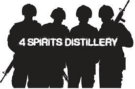 4 Spirits Distillery logo