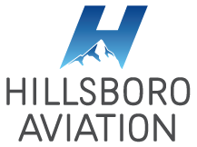 Hillsboro Aviation logo